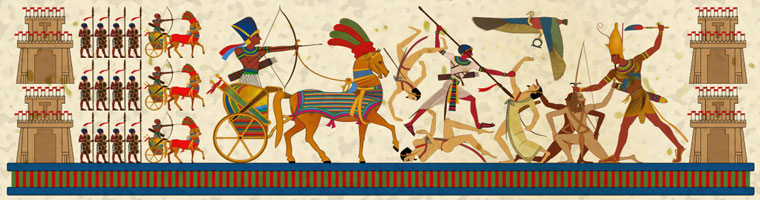 Classical Hack, Ancient Egypt